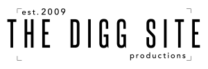 The Digg Site Productions Logo