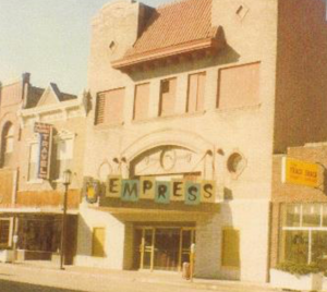 The Empress today