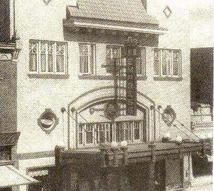 Original Empress Theatre —Fremont, Nebraska